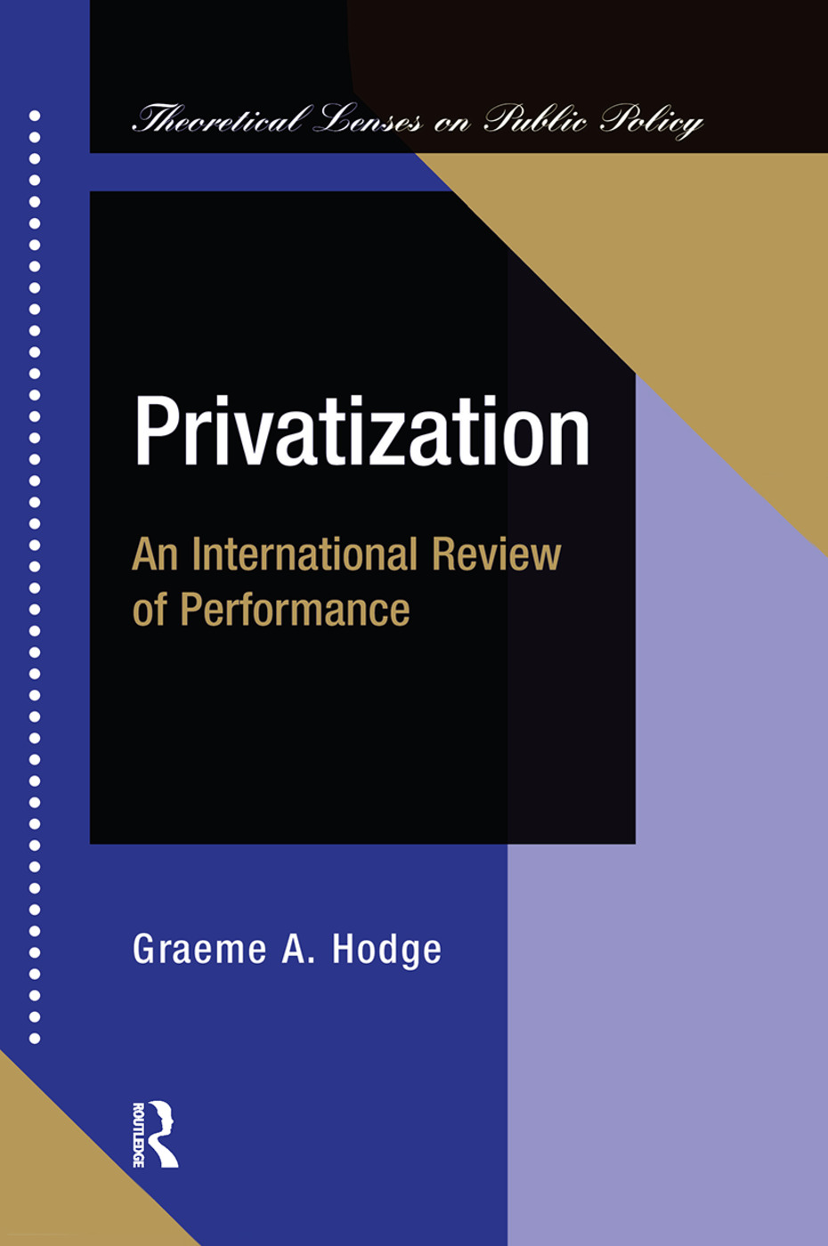 Privatization: An International Review Of Performance book cover