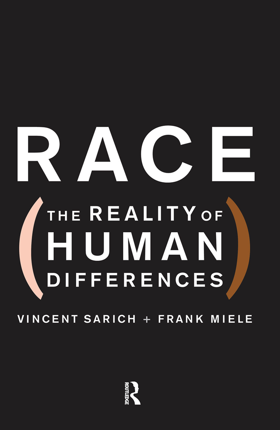 Race: The Reality of Human Differences, 1st Edition (Hardback) book cover