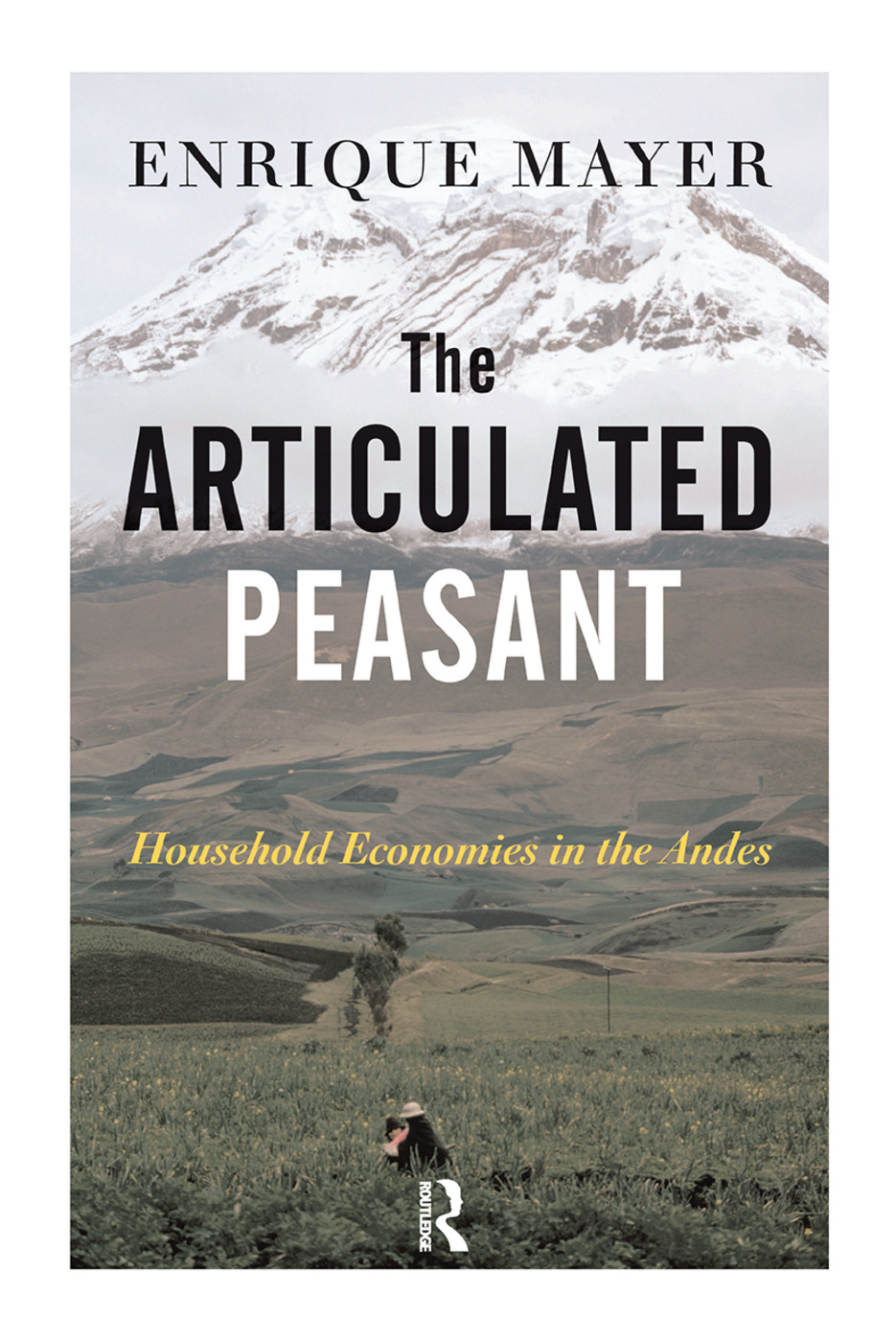 The Articulated Peasant: Household Economies In The Andes, 1st Edition (Hardback) book cover