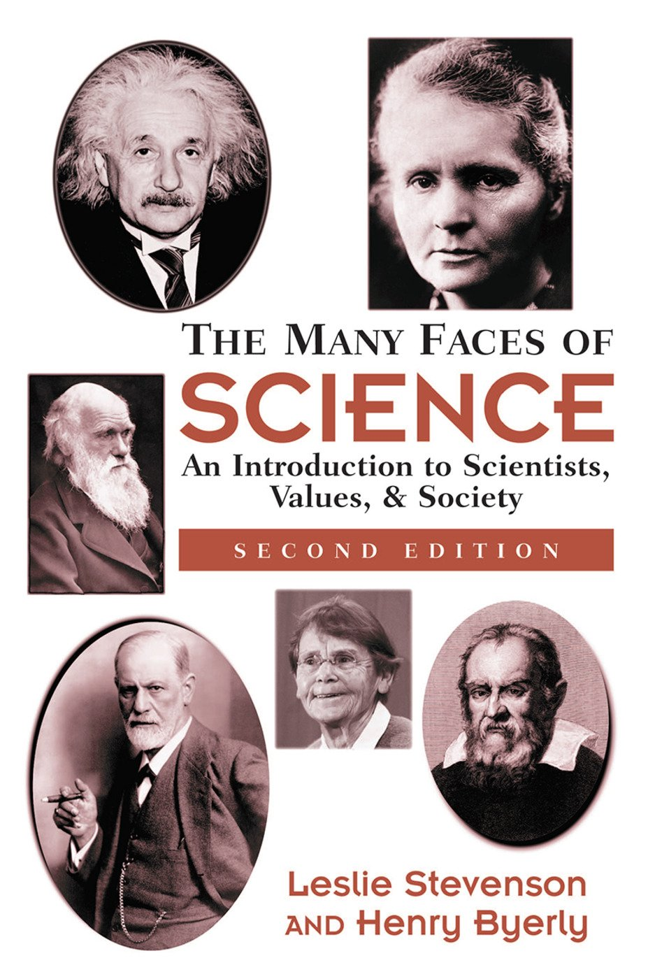 The Many Faces Of Science: An Introduction To Scientists, Values, And Society, 1st Edition (Hardback) book cover