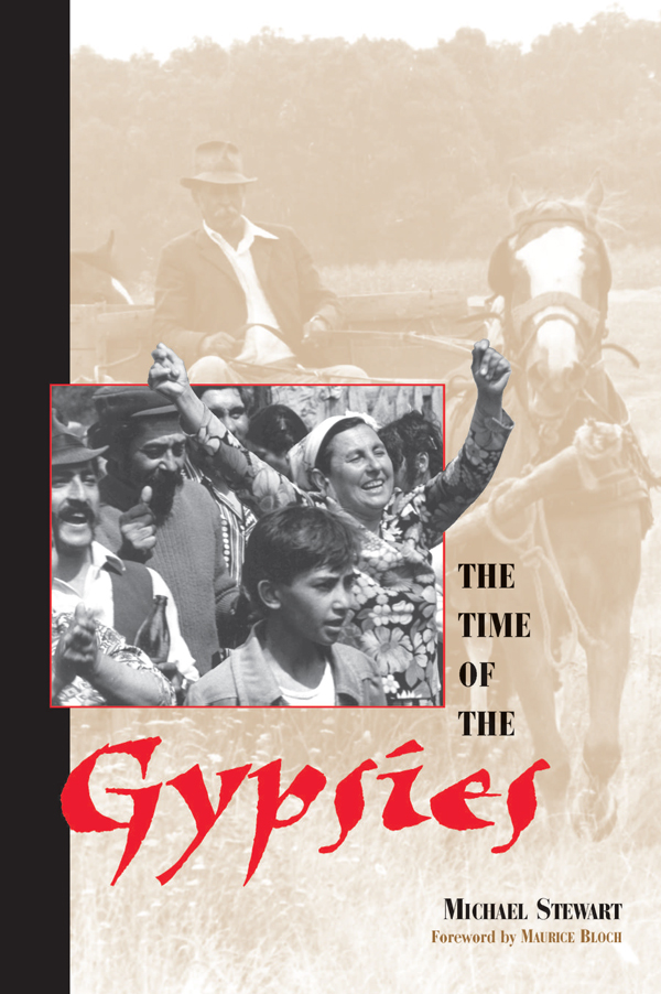 The Time Of The Gypsies: 1st Edition (Hardback) book cover