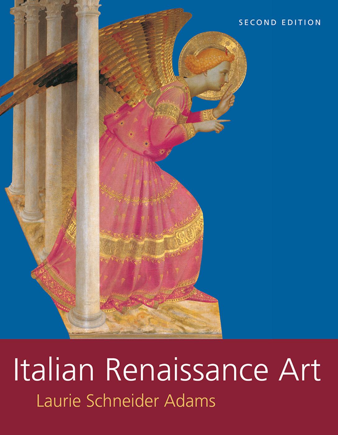 Italian Renaissance Art book cover