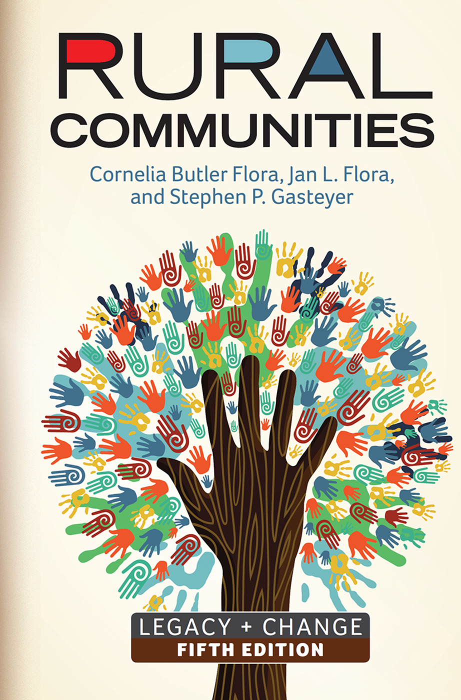 Rural Communities: Legacy + Change, 5th Edition (Hardback) book cover