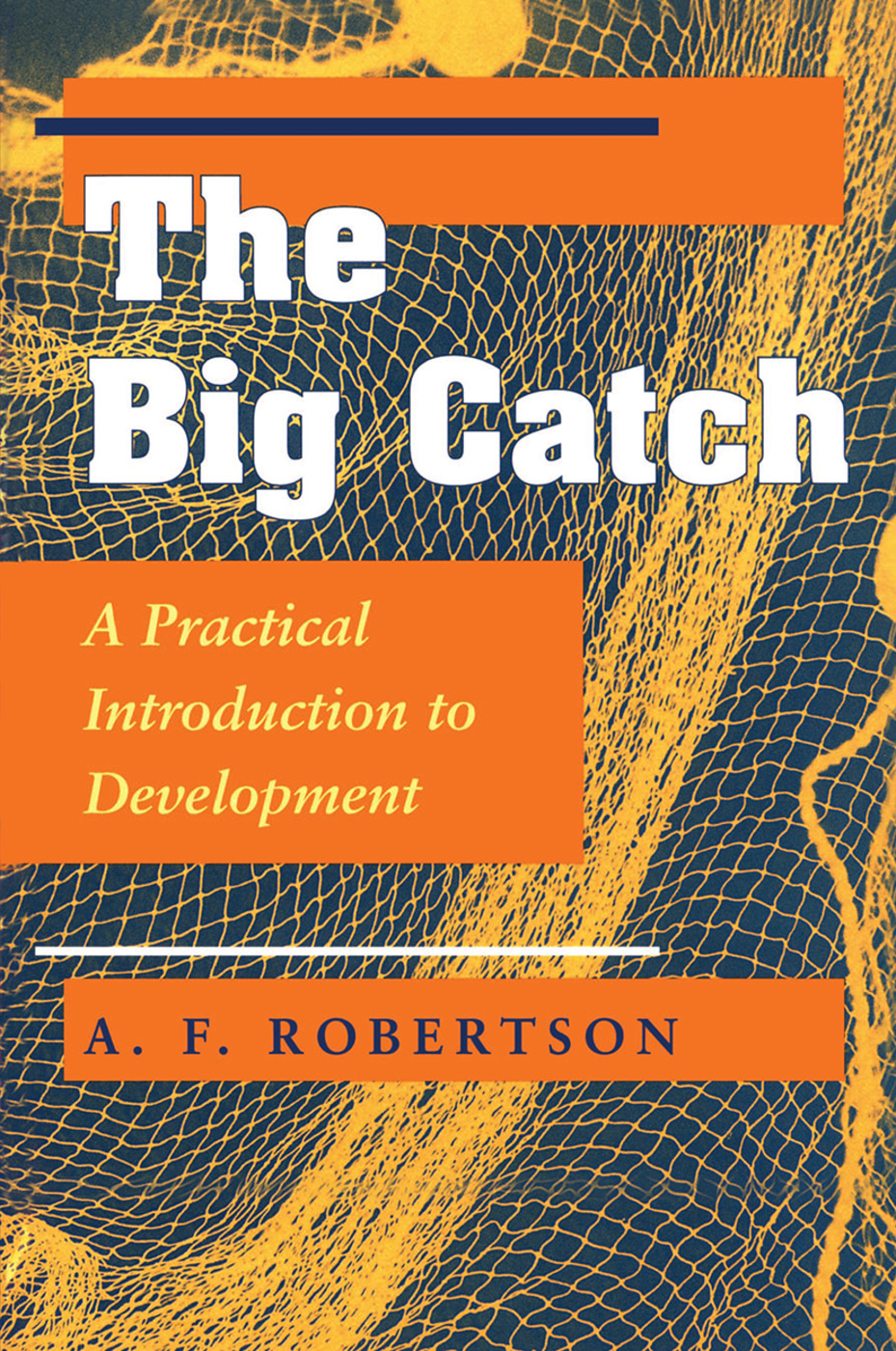 The Big Catch: A Practical Introduction To Development, 1st Edition (Hardback) book cover