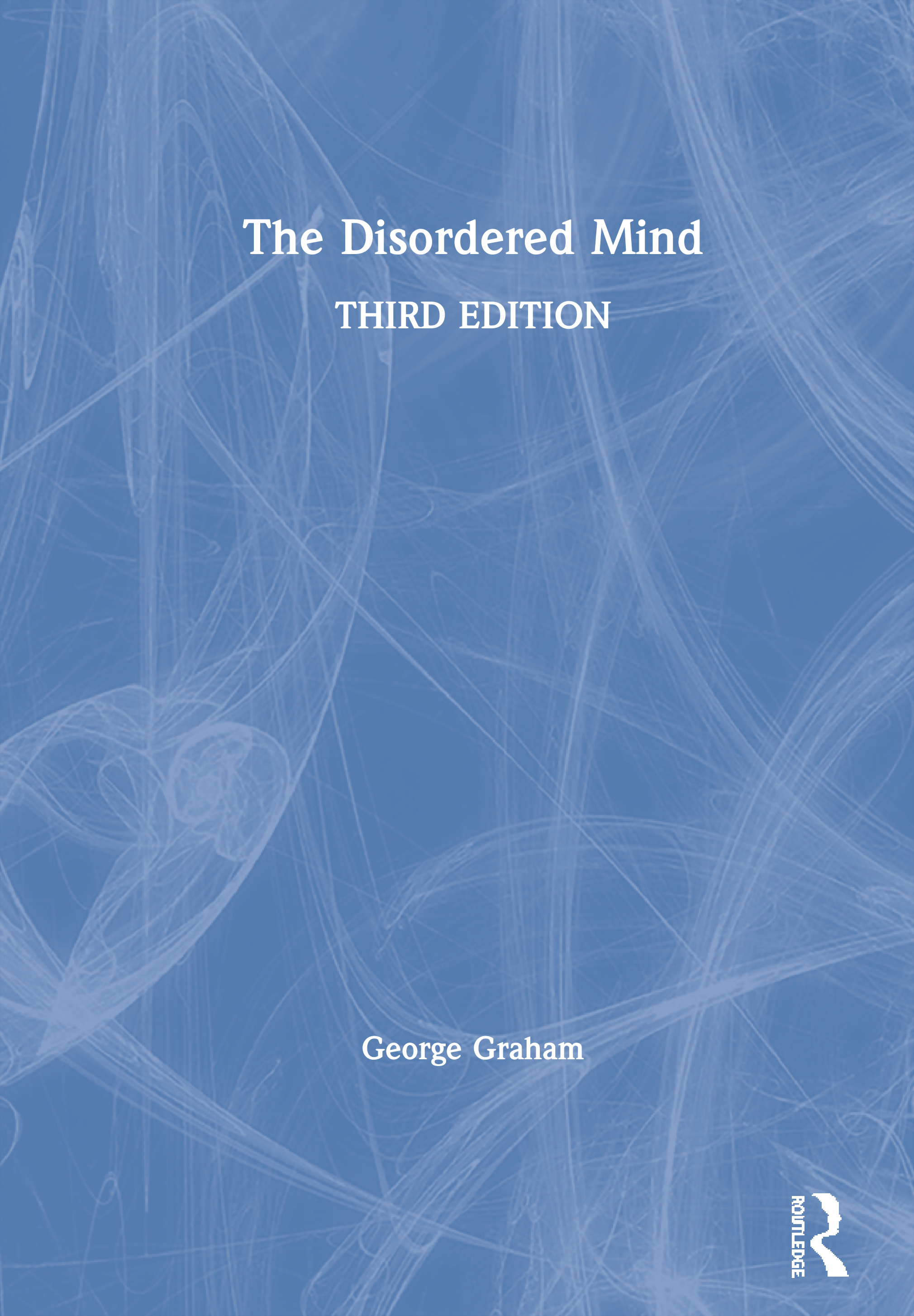 The Disordered Mind book cover