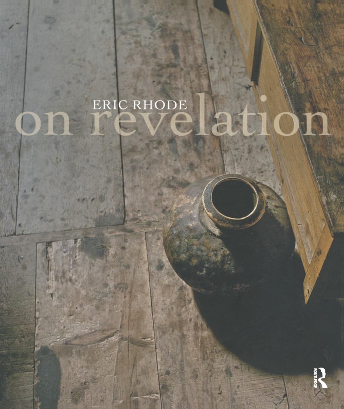 On Revelation: 1st Edition (Hardback) book cover