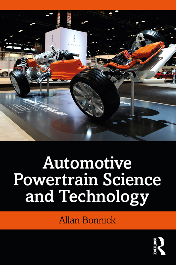 Automotive Powertrain Science and Technology: 1st Edition (Paperback) book cover