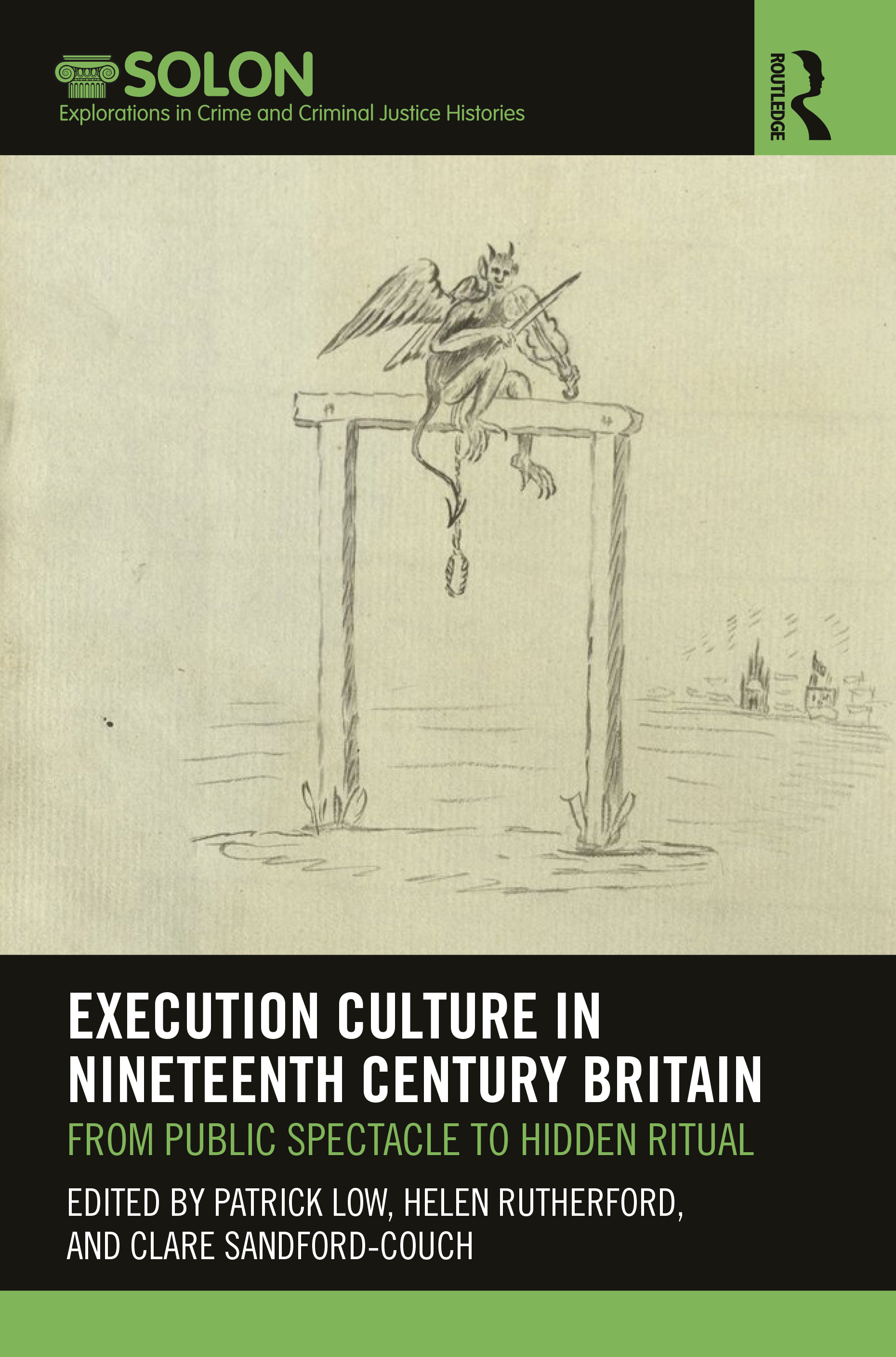 From Public Spectacle to Hidden Ritual: Execution Culture in Nineteenth Century Britain book cover