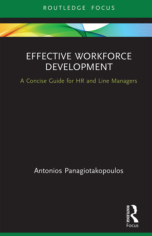 Effective Workforce Development: A Concise Guide for HR and Line Managers book cover