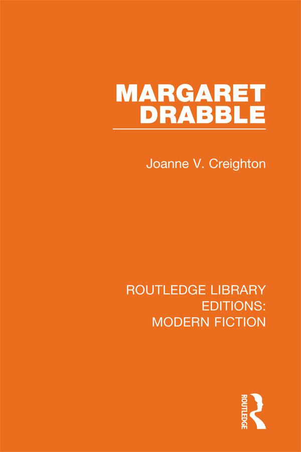 Margaret Drabble book cover