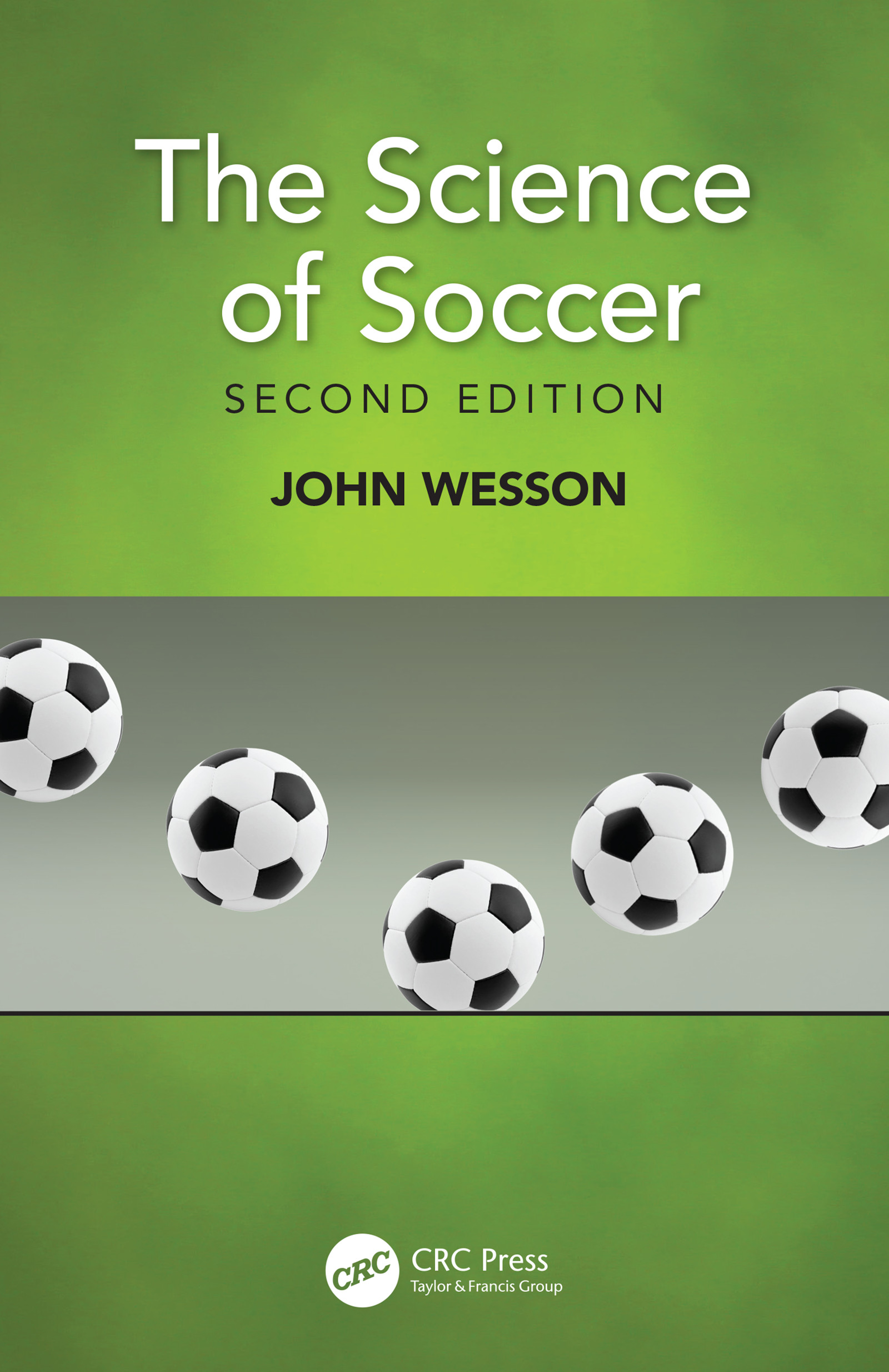 The Science of Soccer: 2nd Edition (Paperback) book cover