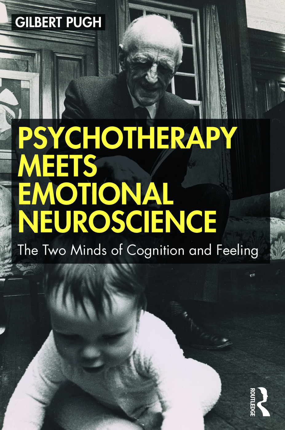 Psychotherapy Meets Emotional Neuroscience: The Two Minds of Cognition and Feeling, 1st Edition (Paperback) book cover