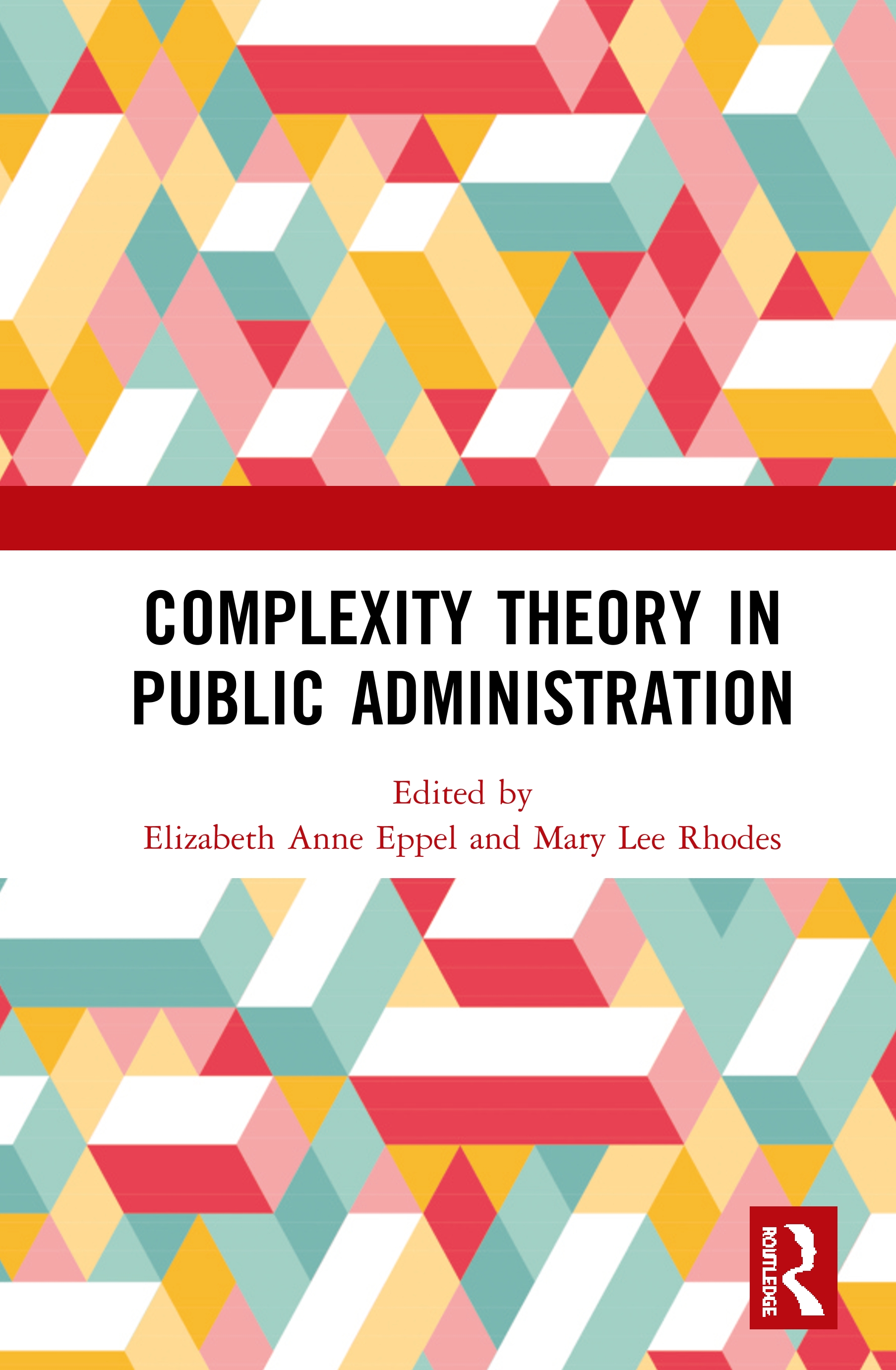Complexity Theory in Public Administration book cover