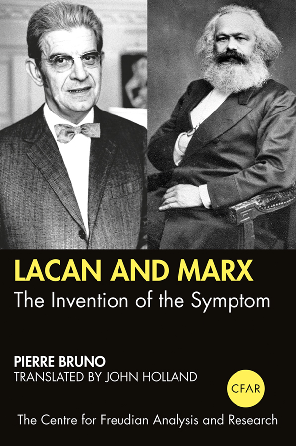 Lacan and Marx: The Invention of the Sympton book cover