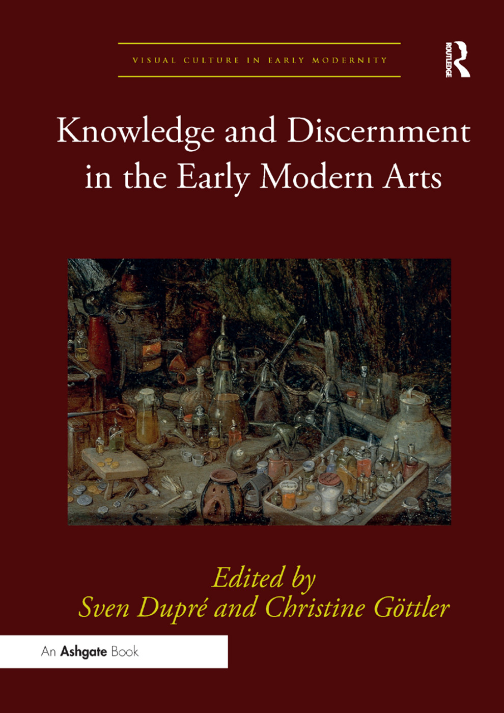 Knowledge and Discernment in the Early Modern Arts book cover