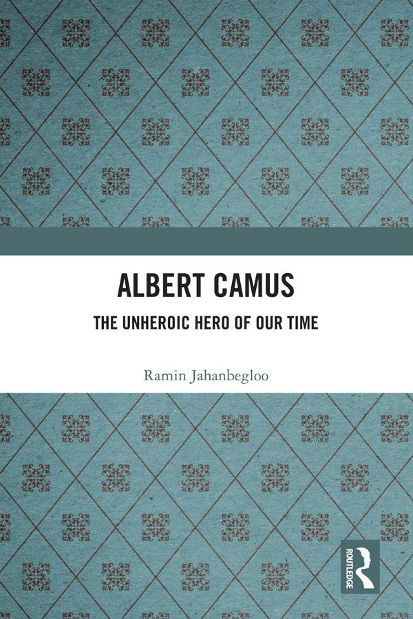 Albert Camus: Philosophy and Ideas, 1st Edition (Hardback) book cover