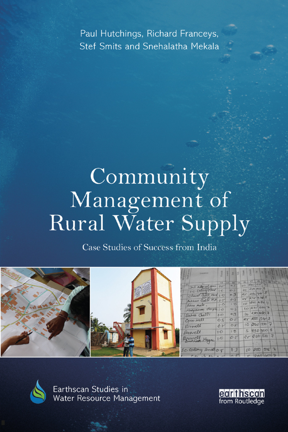 Community Management of Rural Water Supply: Case Studies of Success from India book cover