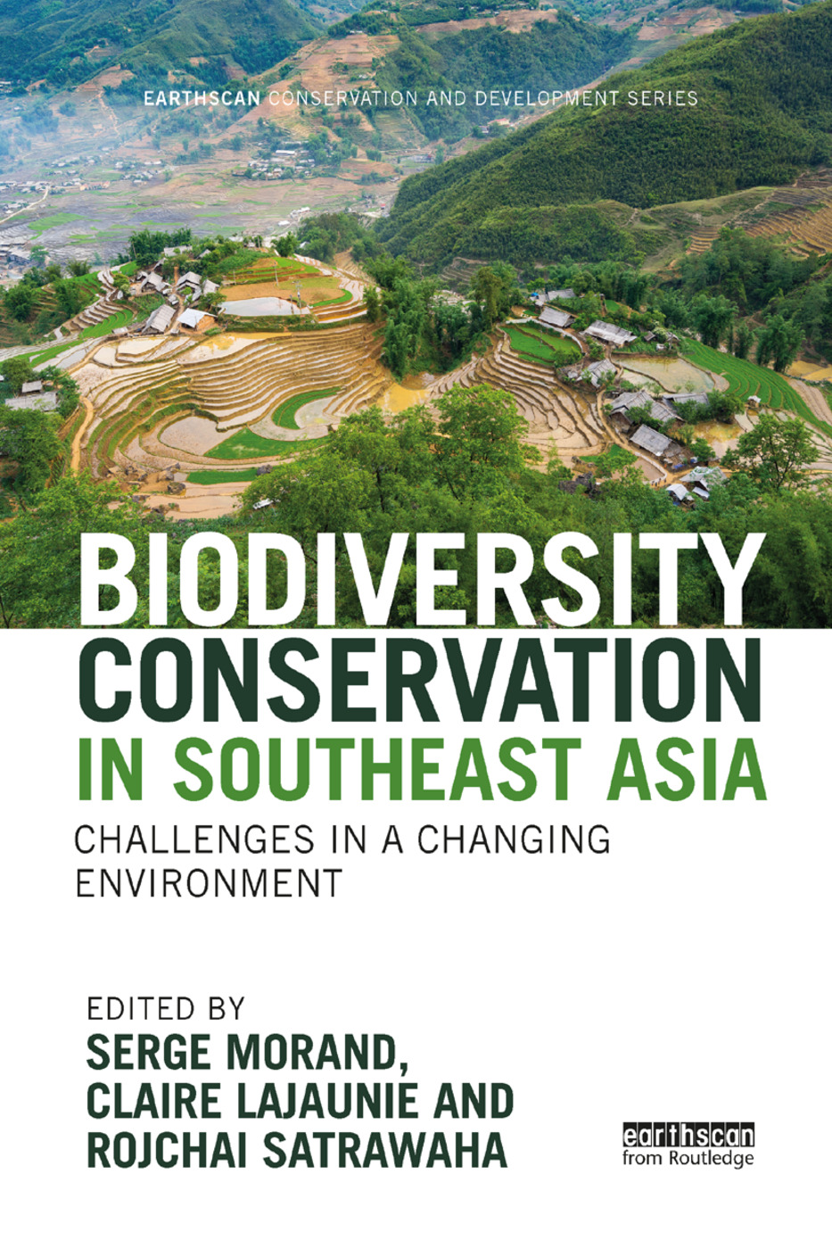 Biodiversity Conservation in Southeast Asia: Challenges in a Changing Environment book cover