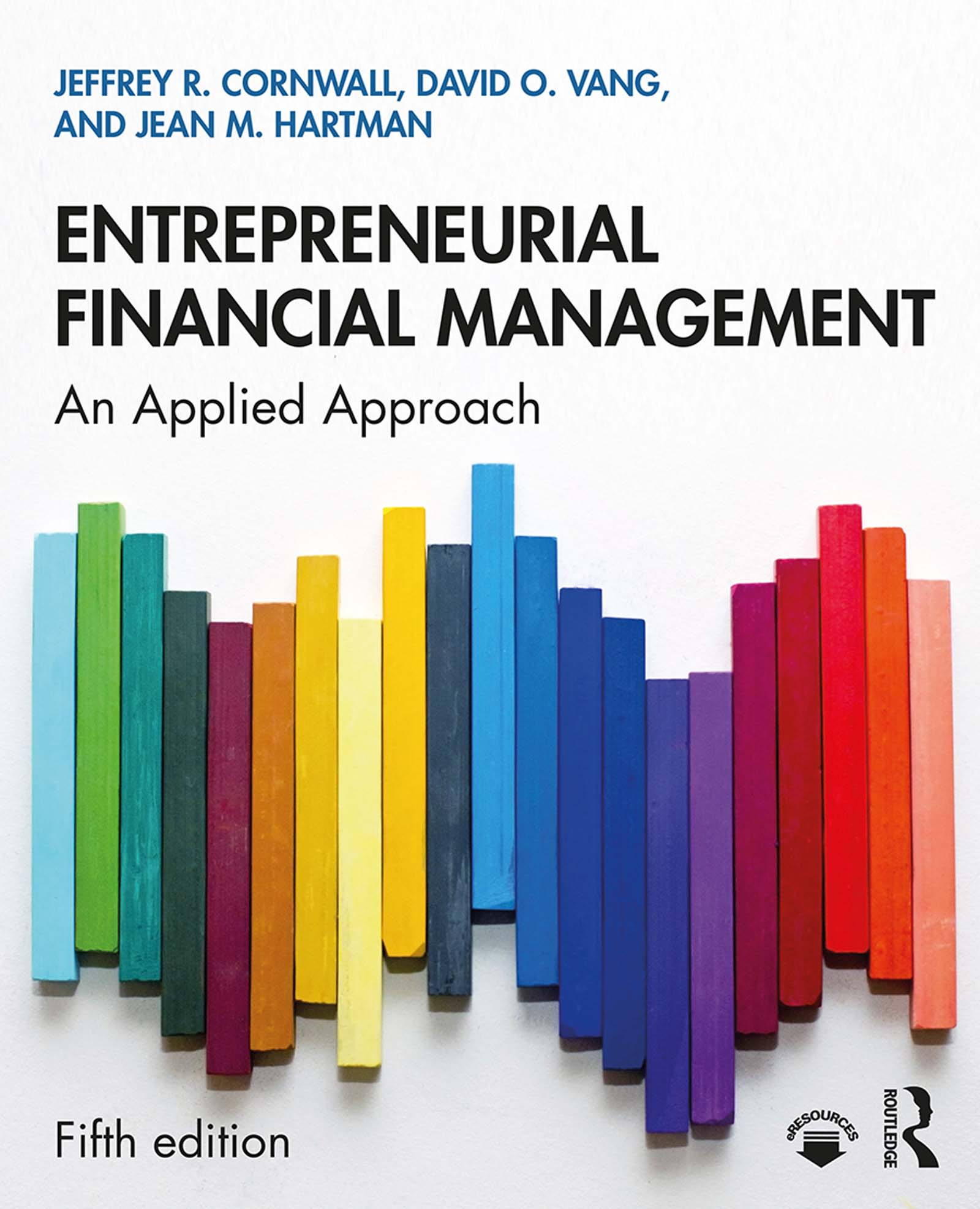 Entrepreneurial Financial Management: An Applied Approach book cover