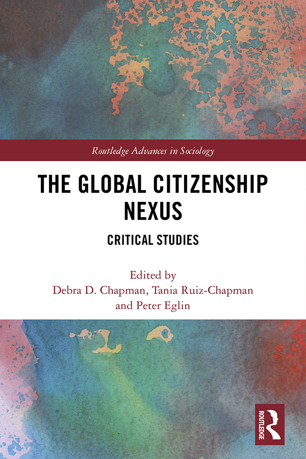 The Global Citizenship Nexus: Critical Studies book cover