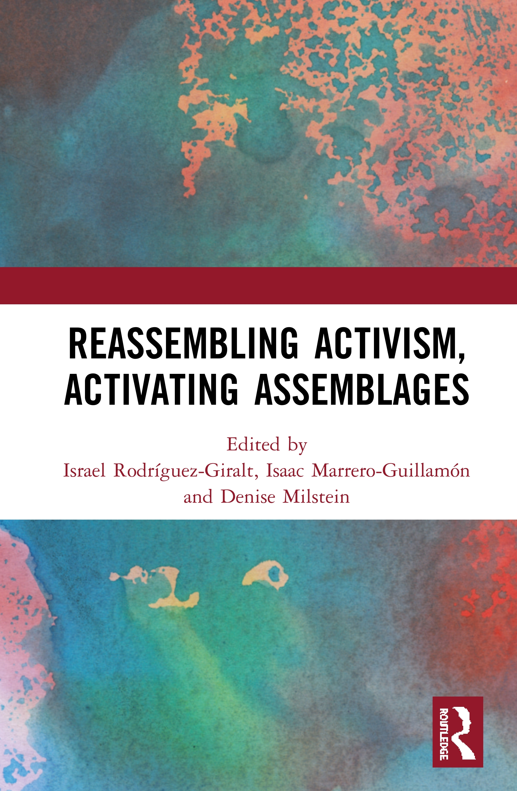 Reassembling Activism, Activating Assemblages book cover