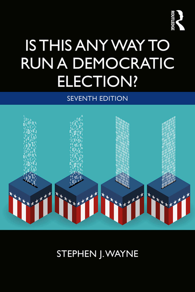 Is This Any Way to Run a Democratic Election? book cover