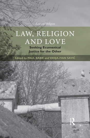 Law, Religion and Love