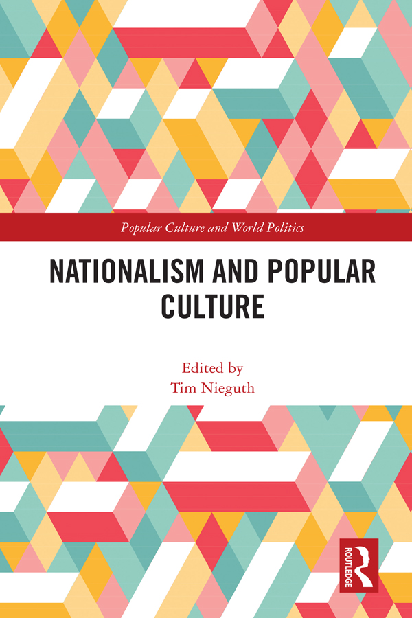 Nationalism and Popular Culture book cover