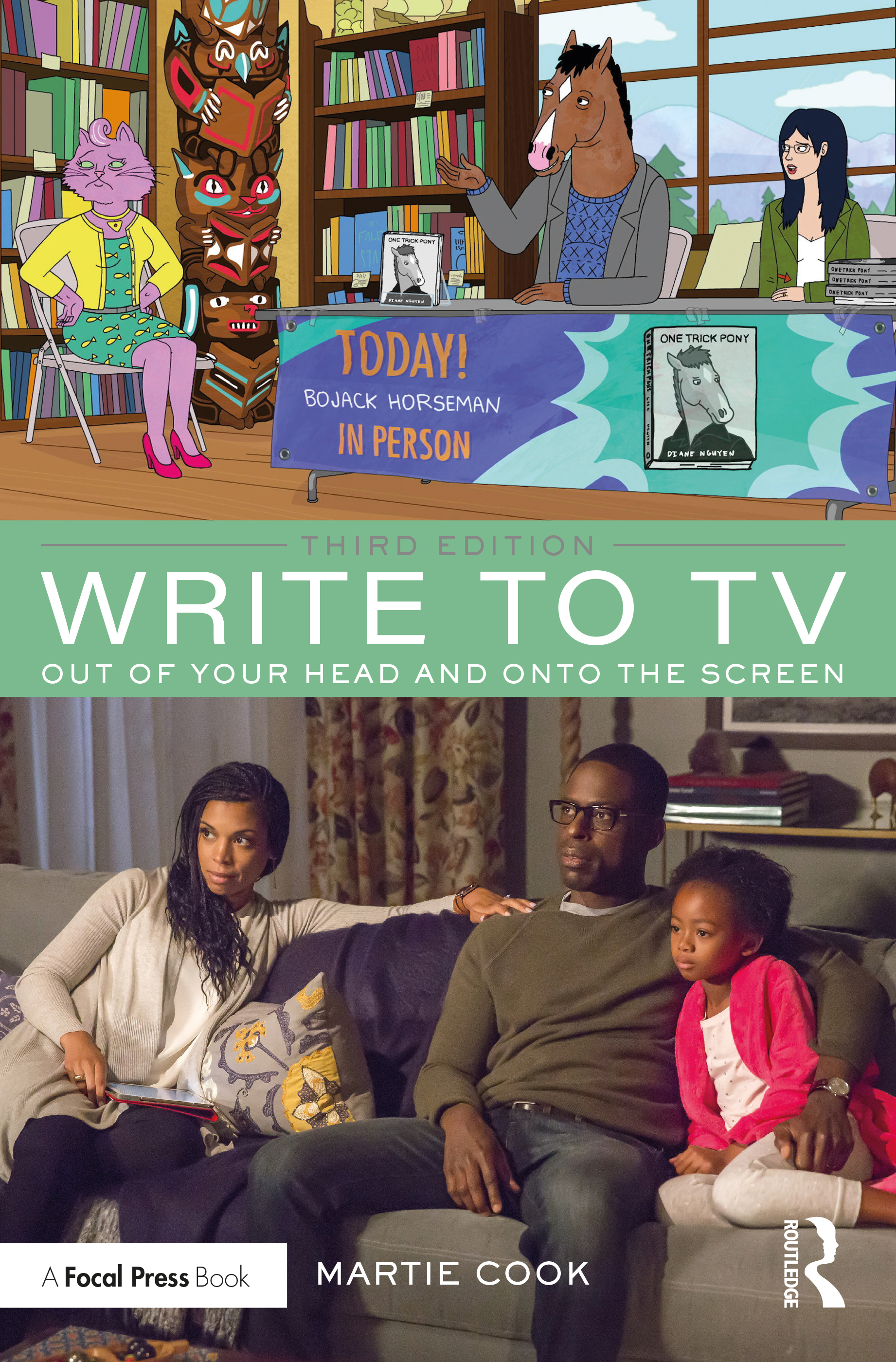 Write to TV: Out of Your Head and onto the Screen book cover
