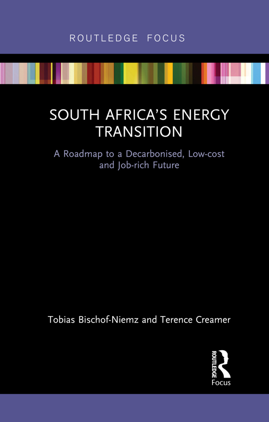 South Africa's Energy Transition: A Roadmap to a Decarbonised, Low-cost and Job-rich Future book cover