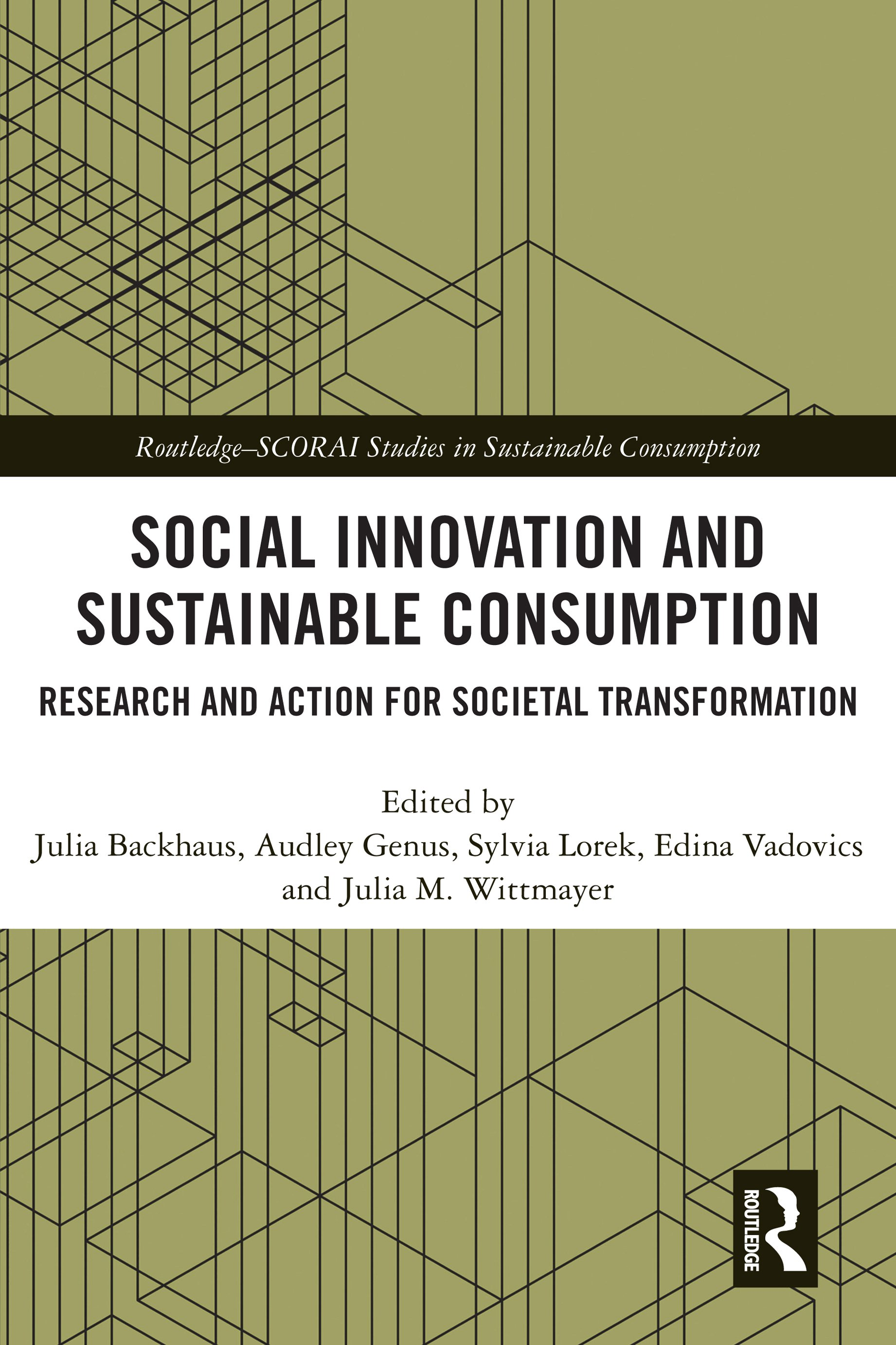 Social Innovation and Sustainable Consumption: Research and Action for Societal Transformation book cover