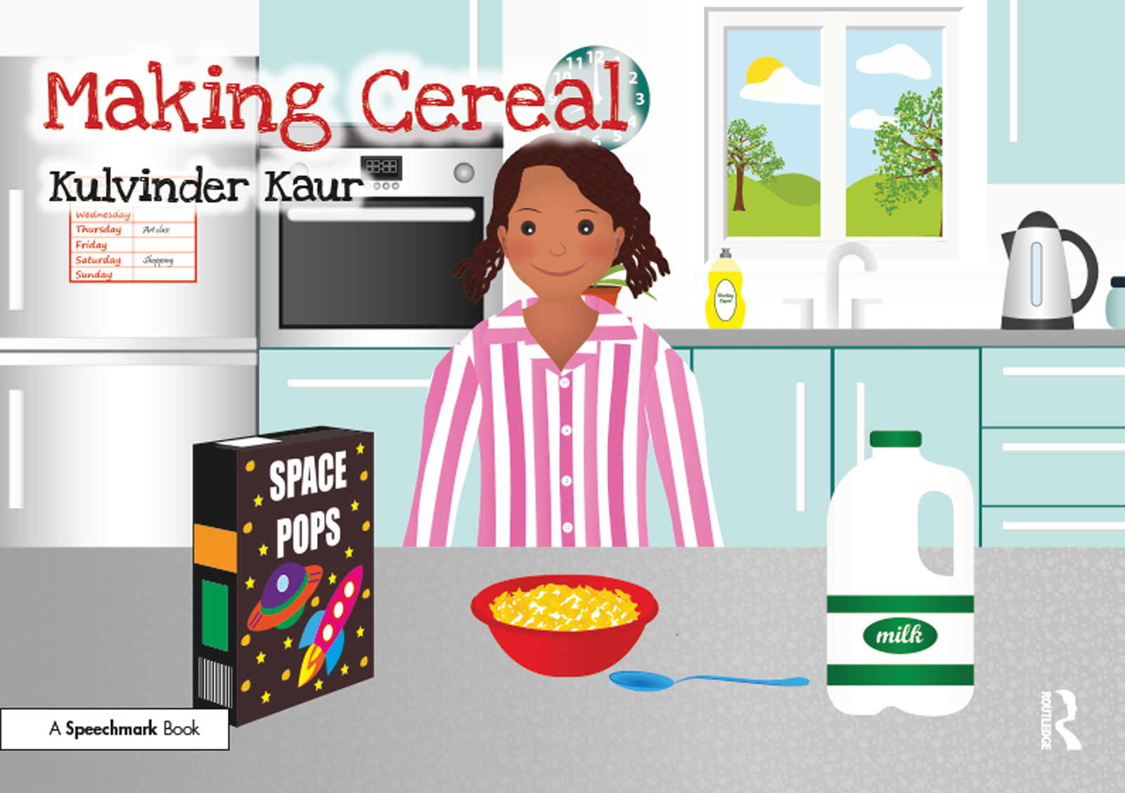Making Cereal