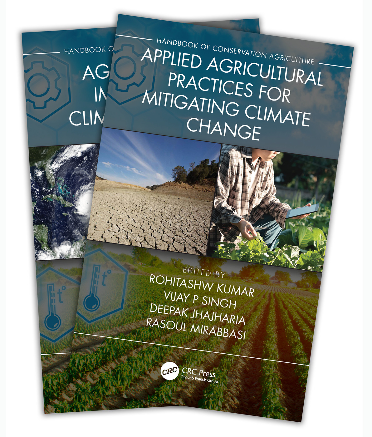 Handbook of Conservation Agriculture [Two-Volume set] book cover