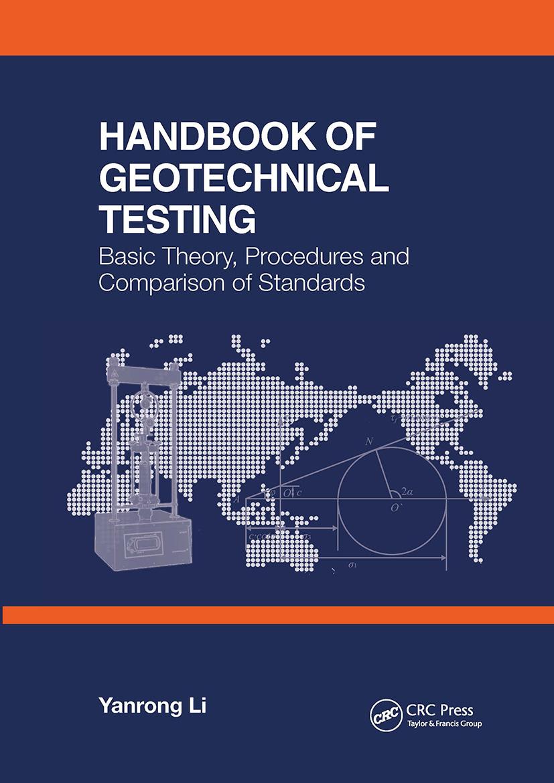 Handbook of Geotechnical Testing