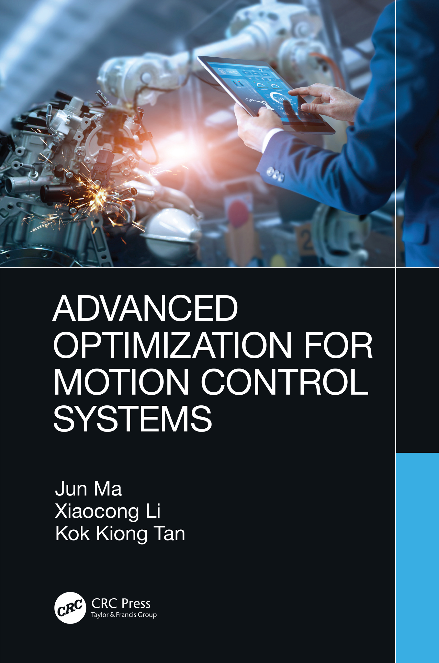 Advanced Optimization for Motion Control Systems book cover
