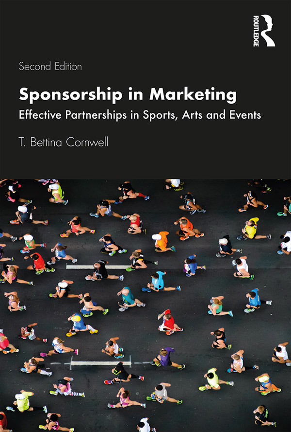 Sponsorship in Marketing: Effective Partnerships in Sports, Arts and Events book cover