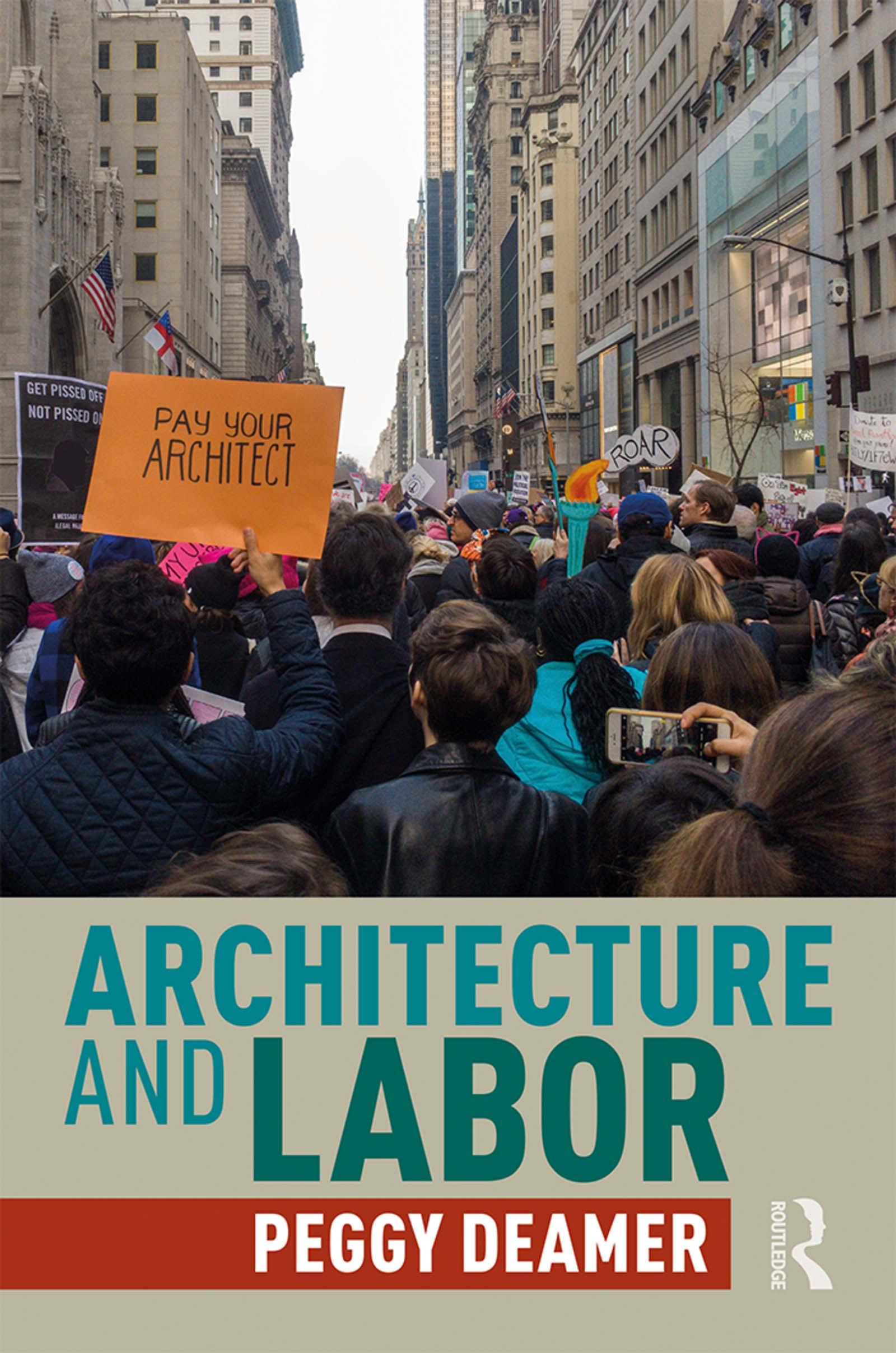 Architecture and Labor book cover