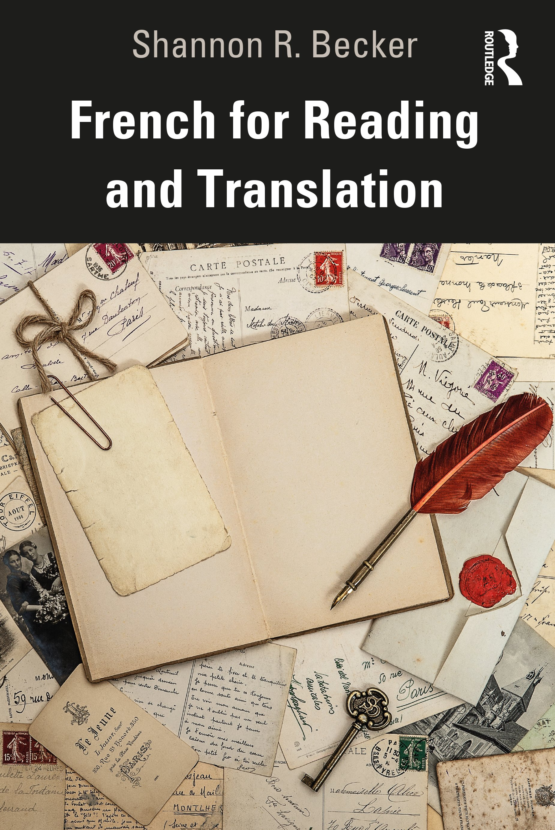 French for Reading and Translation book cover