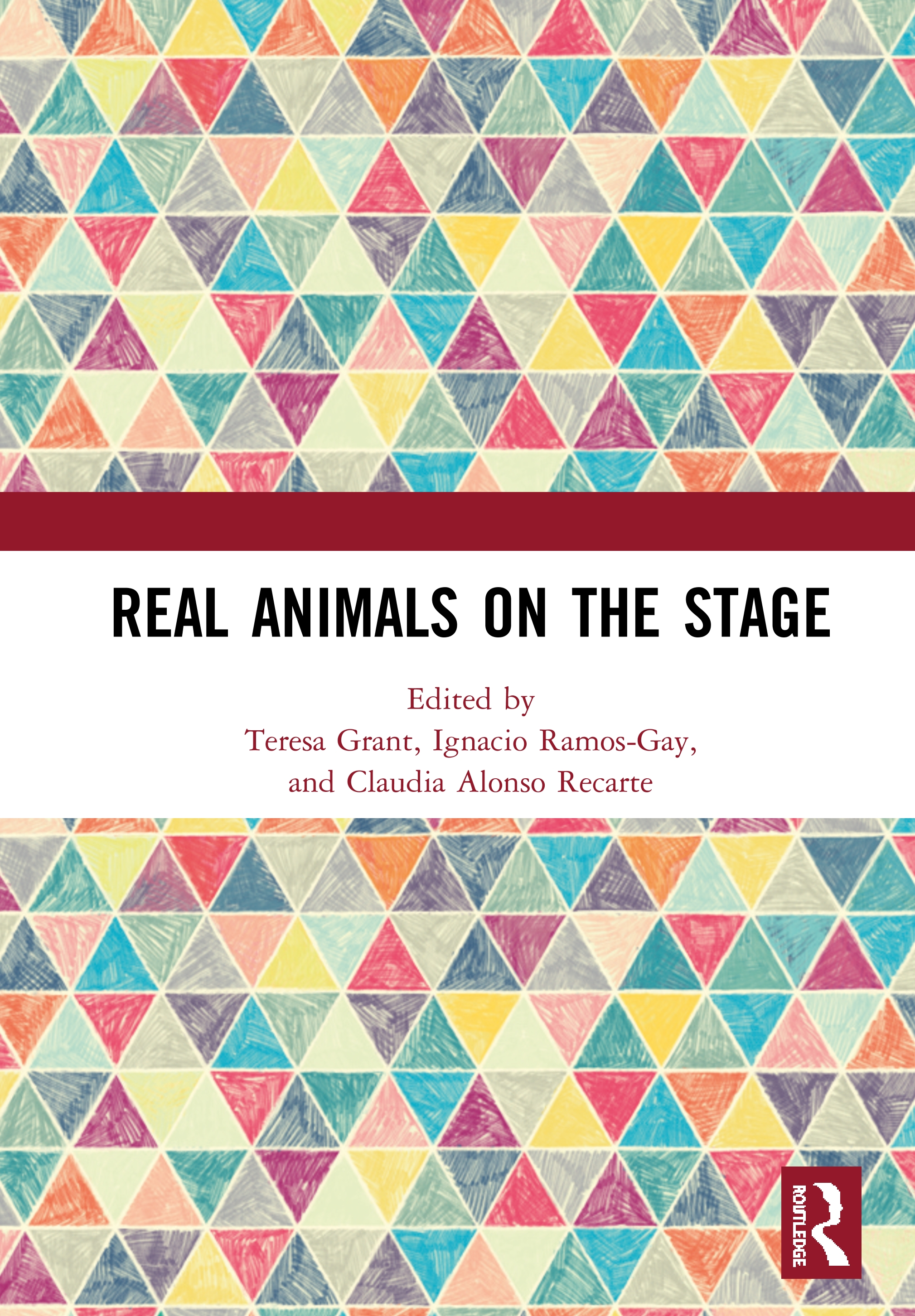 Real Animals on the Stage book cover