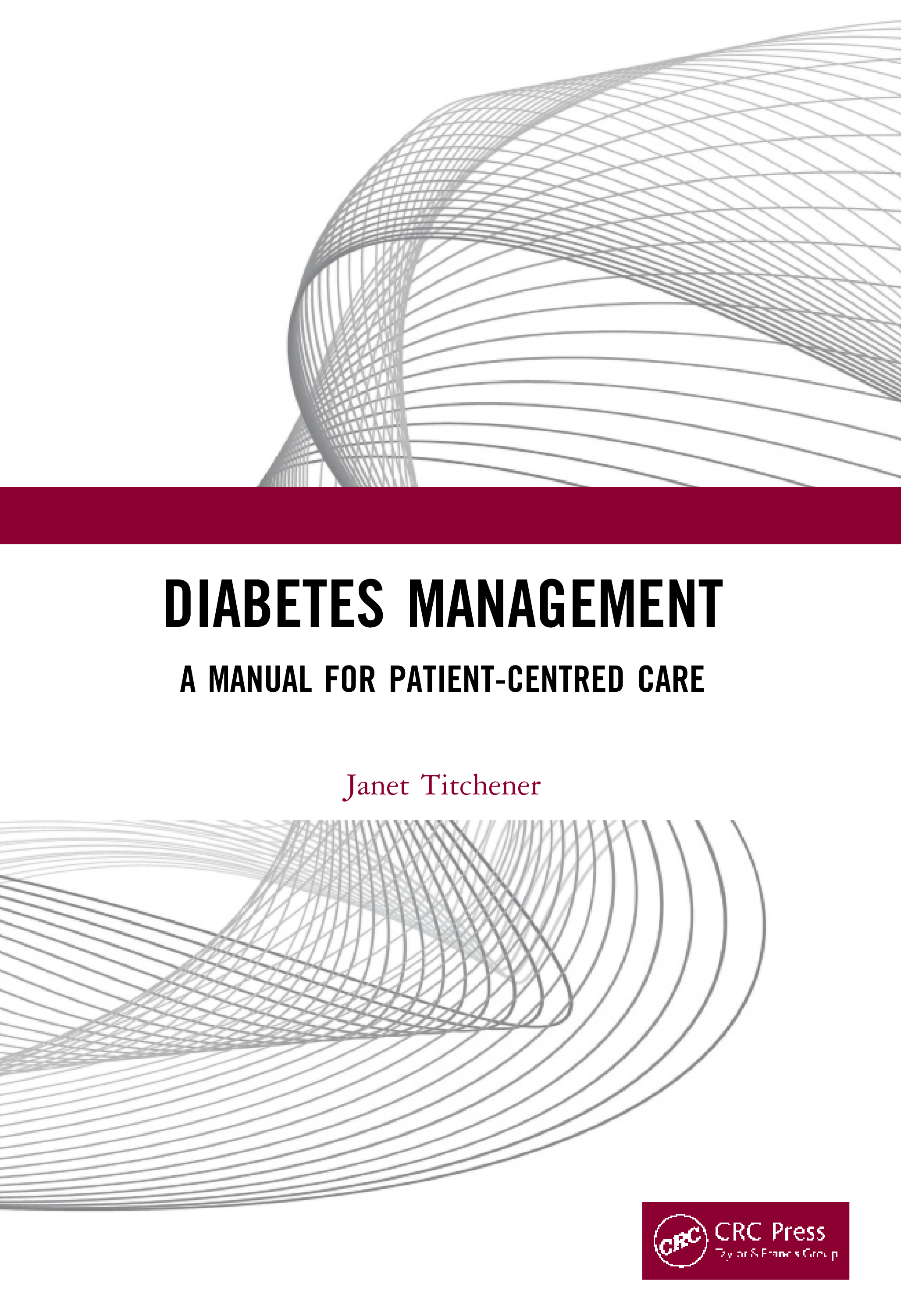 Diabetes Management: A Manual for Patient-Centered Care, 1st Edition (Paperback) book cover