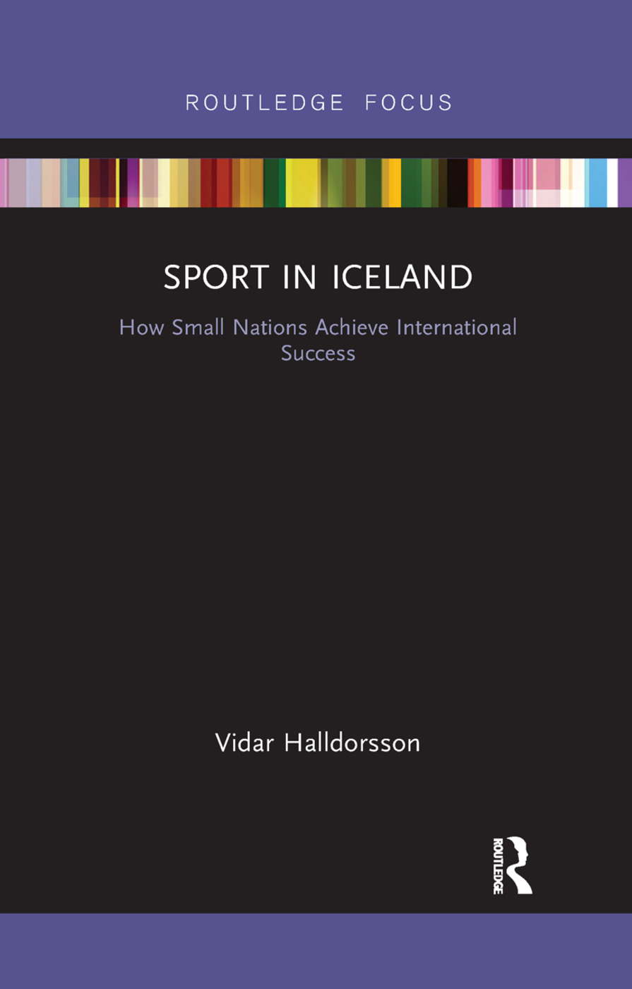 Sport in Iceland: How Small Nations Achieve International Success book cover