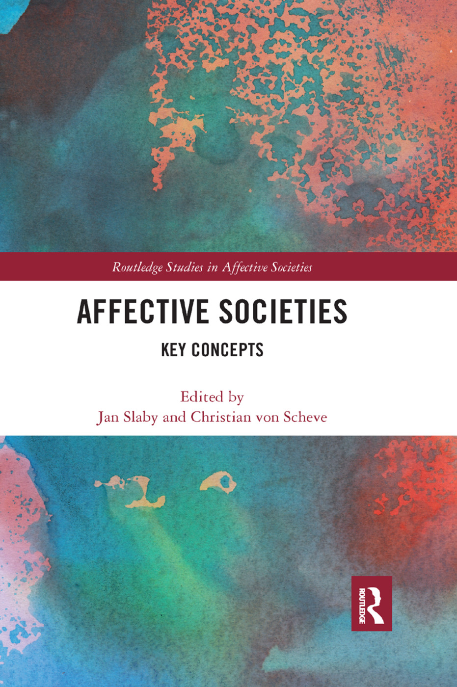 Affective Societies: Key Concepts book cover