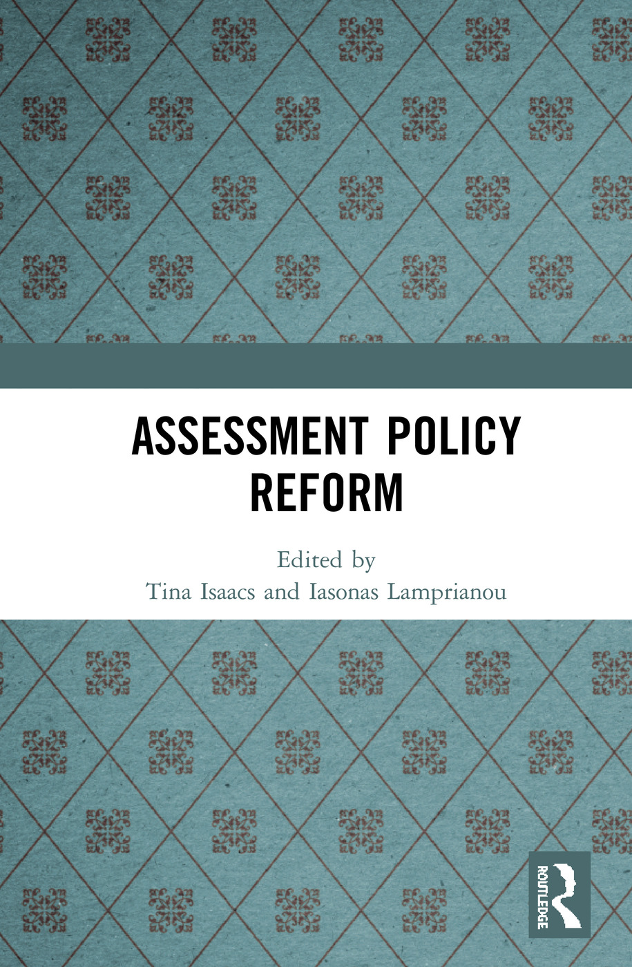 Assessment Policy Reform book cover