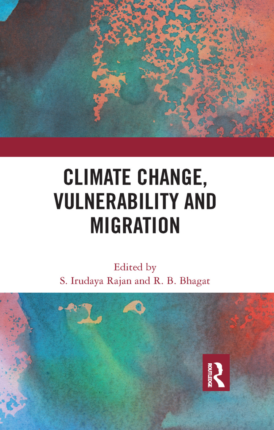 Climate Change, Vulnerability and Migration: 1st Edition (Paperback) book cover