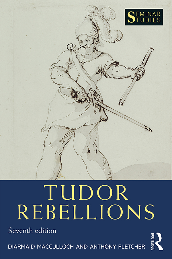 Tudor Rebellions book cover