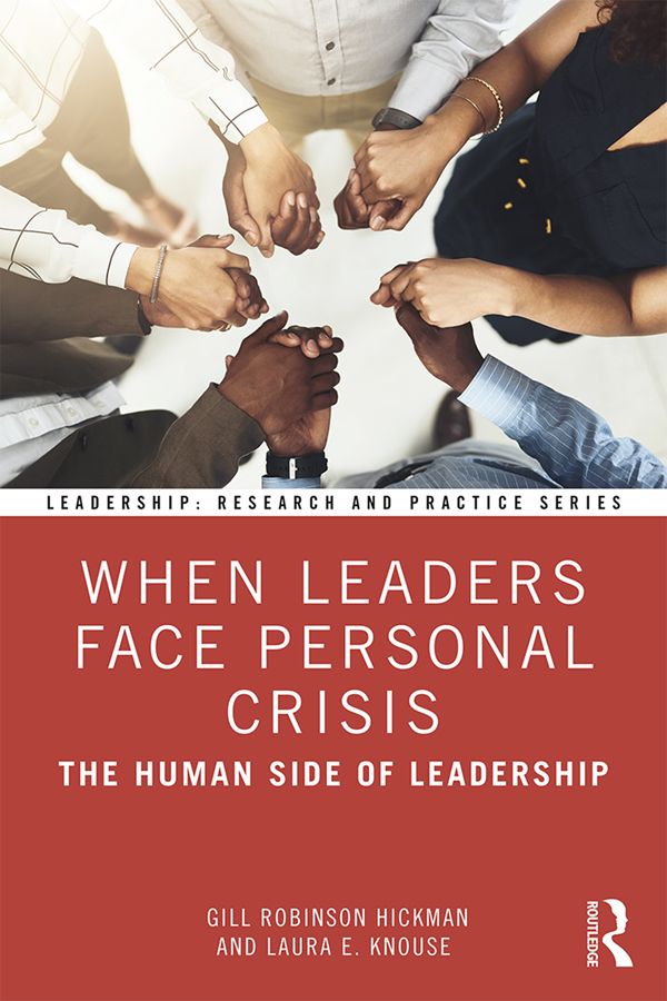 When Leaders Face Personal Crisis: The Human Side of Leadership book cover