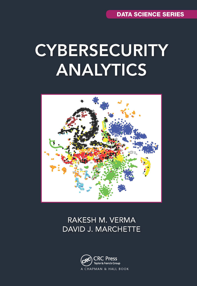 Cybersecurity Analytics: 1st Edition (Hardback) book cover