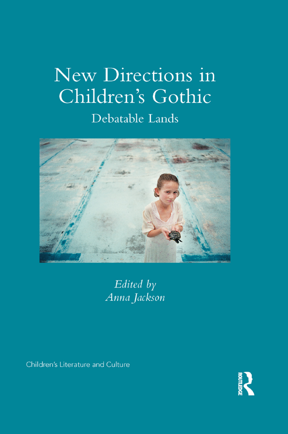 New Directions in Children's Gothic: Debatable Lands, 1st Edition (Paperback) book cover