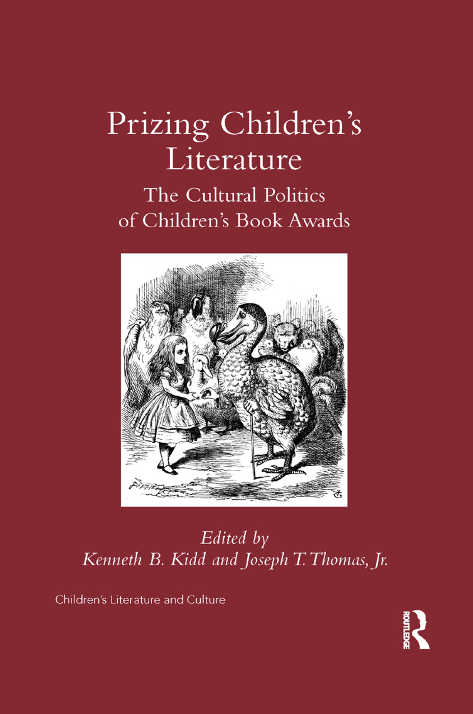 Prizing Children's Literature: The Cultural Politics of Children's Book Awards book cover