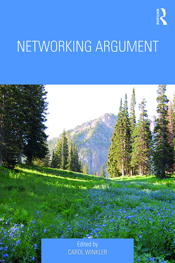 Networking Argument book cover
